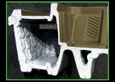 Foam Filled Construction