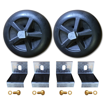 Baby Bass 2 Wheel Kit